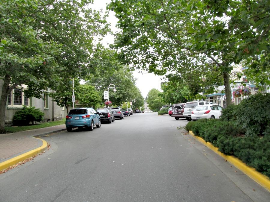 улицы Нанаймо