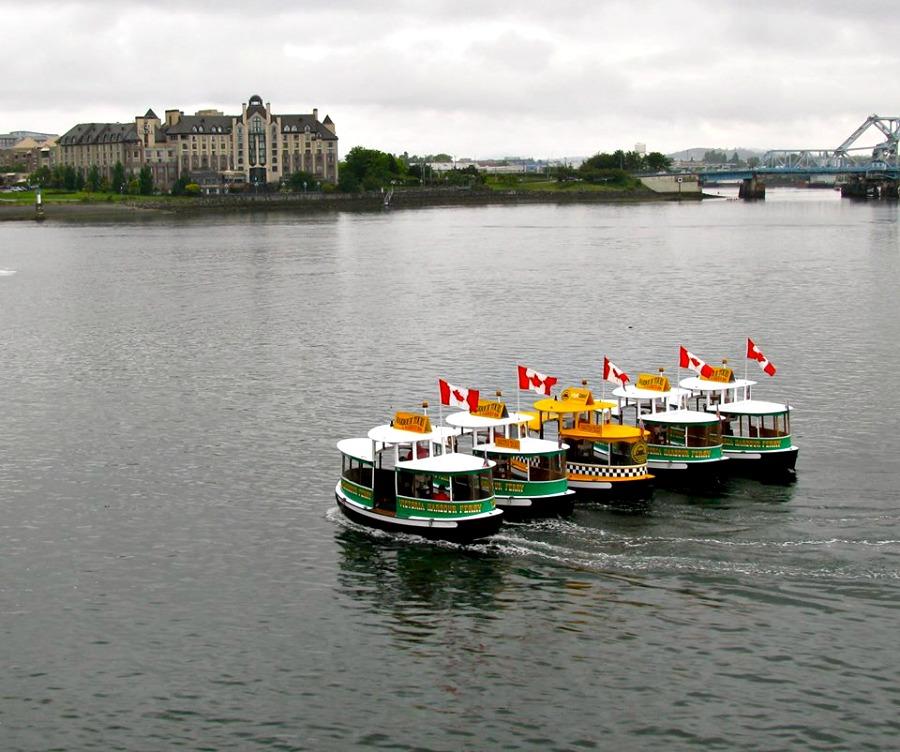 водное такси, Виктория