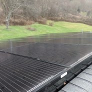 The Sweet Green Project: We're Off the Grid!