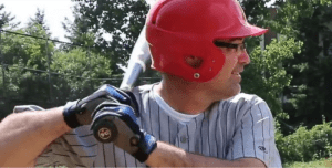 baseball batter waiting to swing