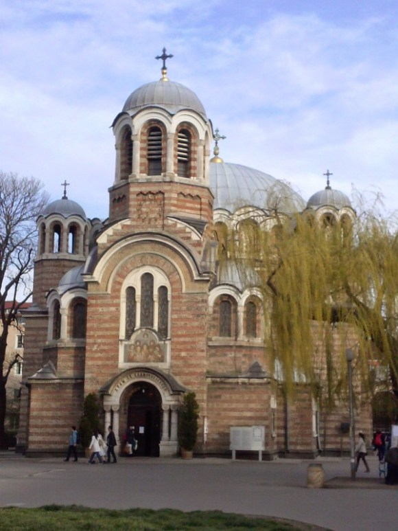 Church of Sveti Sedmochislenitsi