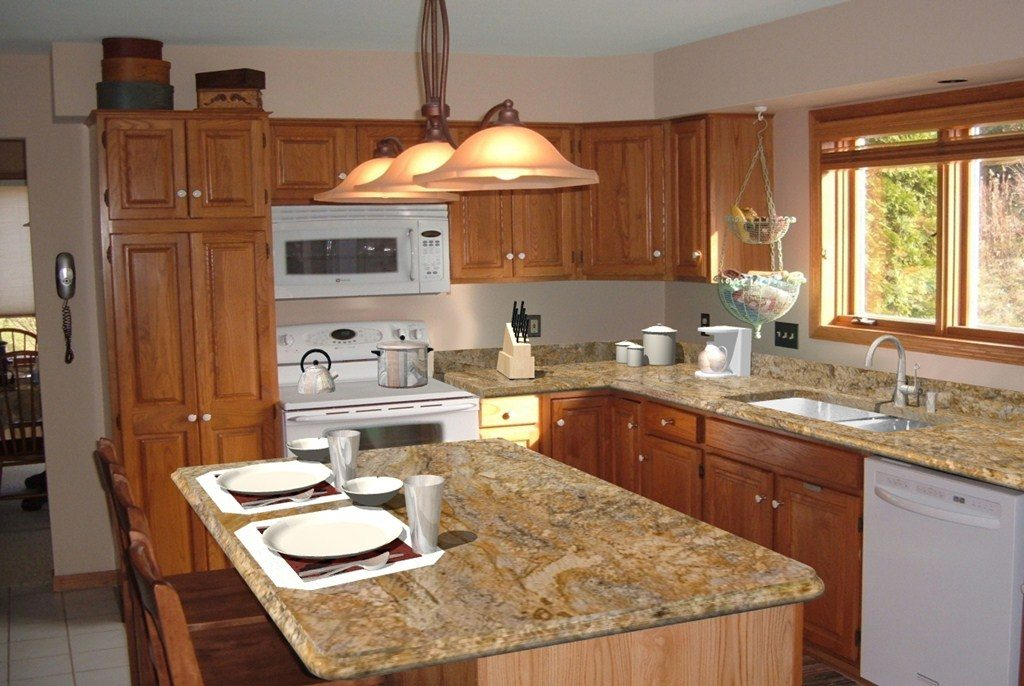 Kitchen Granite Counter Tops | Home Improvement on Modern:egvna1Wjfco= Kitchen Counter Decor  id=13133