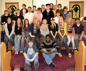 Lion's Den Youth Group