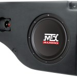 Ford Expedition 1997 2002 Thunderform Custom Subwoofer Enclosure Mtx Audio Serious About Sound