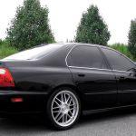 Honda Accord 1994 1997 Thunderform Custom Subwoofer Enclosure Mtx Audio Serious About Sound