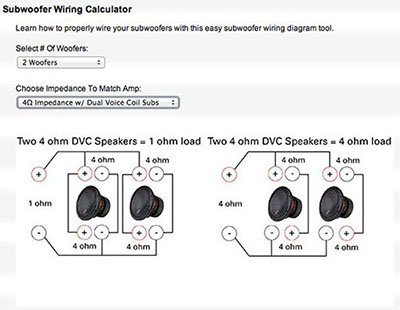 4 ohm dvc subwoofer wiring diagrams wiring diagrams subwoofer wiring diagram 2 ohm images