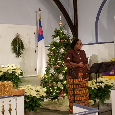 Christmas Advent Service