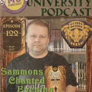 MUP 122 – Sammons Chanted Evening