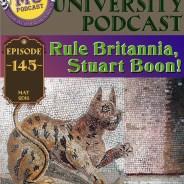 MUP 145 – Rule Britannia, Stuart Boon!
