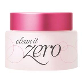 Zero零感肌瞬卸凝霜 Clean it Zero