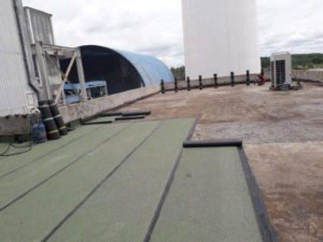 Jasa pasang membrane bakar waterproofing