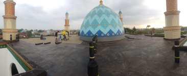 jasa waterproofing mrmbrane