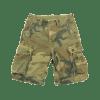 Men's Ribstop Camo Cargo Shorts