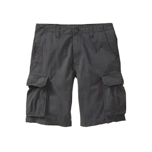 Men's Stretch Twill Cargo Shorts