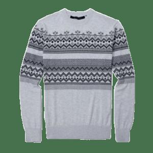 Men's Sweater Lopapeysa Design