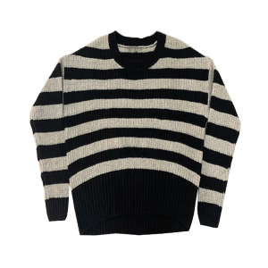 Women's Long Sleeve Round Neck Knits