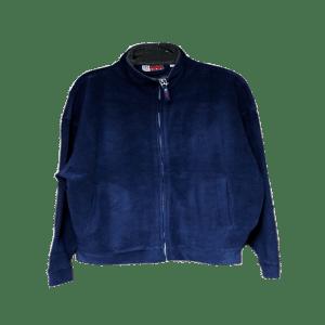 Men's Cross Pockets Zip Through  Polar fleece  Jacket