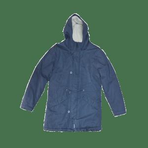 Men's Hoodie Knit Lined Taslon Jacket