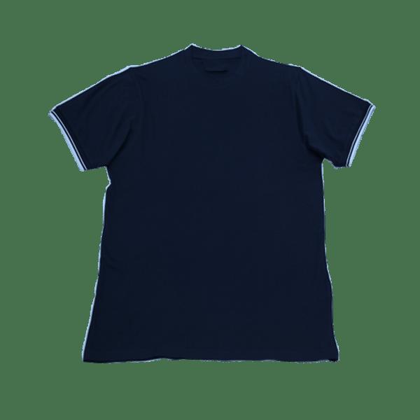 Men's Ribbed on Sleeve Hem T