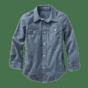 Boy's Chambray Shirts