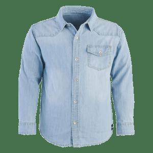 Boy's Denim Western Yoke Shirts