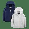 Boy's Smart Fleece Pullover Hoodie