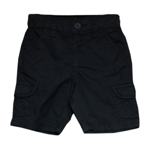 Boy's Elasticated Cargo Shorts