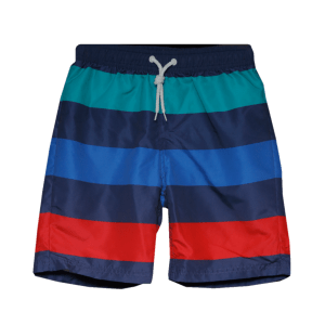 Boy's Elasticated Swim Shorts
