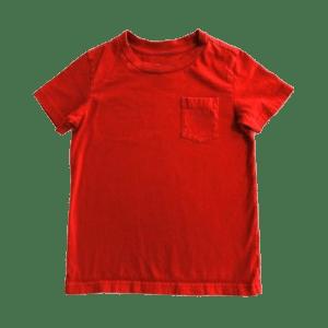 Boy's Pocket T-Shirt