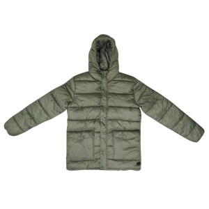 Ladies Hoodie Quilting Jacket