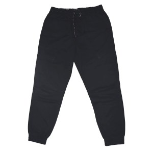 Match Men's Athletic Fit Black Cargo Pants