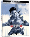 Top Gun - Edición Metálica Ultra HD Blu-ray