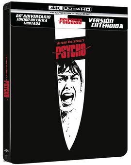 Psicosis - Edición Metálica Ultra HD Blu-ray