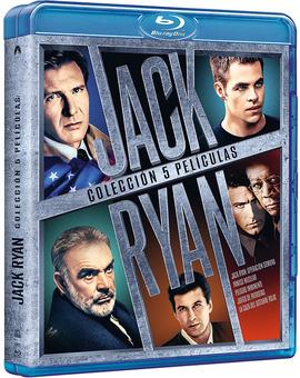 Jack Ryan - Colección 5 Películas Blu-ray