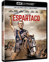 Espartaco Ultra HD Blu-ray