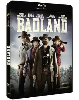 Badland Blu-ray