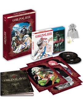 Goblin Slayer - Serie Completa (Edición Coleccionista) Blu-ray