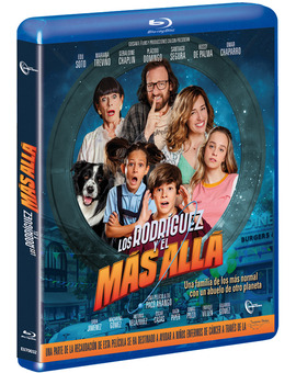 Los Rodríguez y el Más Allá Blu-ray