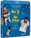 Haz lo que Debas Blu-ray