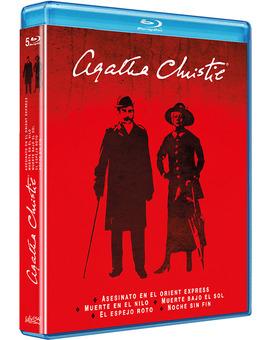 Pack Agatha Christie Blu-ray