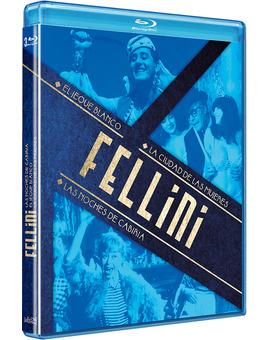 Pack Fellini Blu-ray