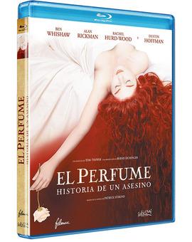 El Perfume: Historia de un Asesino Blu-ray