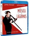 Música y Lágrimas Blu-ray