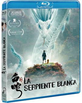 La Serpiente Blanca Blu-ray