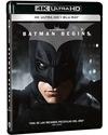 Batman Begins Ultra HD Blu-ray