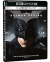 Batman Begins Ultra HD Blu-ray