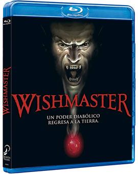 Wishmaster Blu-ray