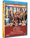 Pack La Guerra Civil en el Cine Blu-ray