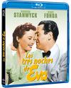 Las Tres Noches de Eva Blu-ray