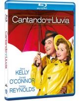 Cantando Bajo la Lluvia Blu-ray